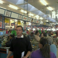Photo taken at Supermercado Rondon by Guilherme C. on 4/30/2012