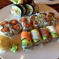 Photo taken at Fuji Restaurant by Alec N. on 4/19/2012