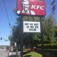 Photo taken at KFC by Jennifer H. on 6/6/2012