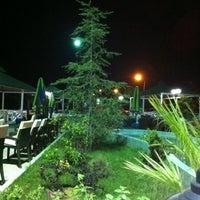7/25/2012 tarihinde Ümit F.ziyaretçi tarafından Green Garden Cafe & Restaurant & Nargile'de çekilen fotoğraf