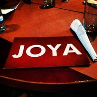Photo taken at Joya by Alexander K. on 8/18/2012