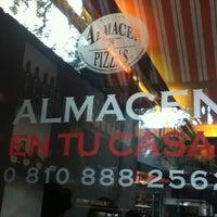 Foto tomada en Almacén de Pizzas por Andrés S. el 5/4/2012