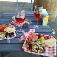 Photo taken at Marshanne Landing Winery by Becky R. on 7/13/2012