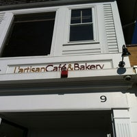 Photo taken at L'Artisan Cafe and Bakery by Spencer D. on 3/18/2012
