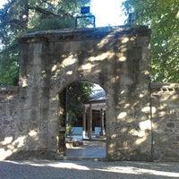 Photo taken at Yeni Cuma Camii by Keşşaf H. on 7/22/2012