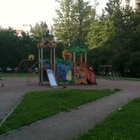 Photo taken at двор на кораблях by Anna V. on 7/28/2012