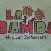 Photo taken at La Marimba Mexican Resturant by Carlos D. on 6/15/2012