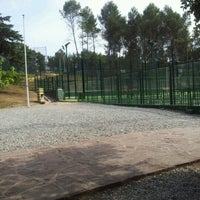 Foto scattata a Club Tennis Natacio Sant Cugat da Ferran V. il 7/22/2012