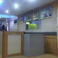 Photo taken at Jabatan Kewangan Negeri Pulau Pinang (JKNPP) by Ayin P. on 5/11/2012