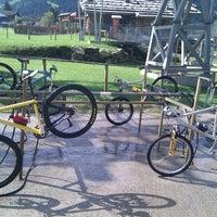 Photo taken at Bikepark Wagrain by Alexander J. on 9/2/2012