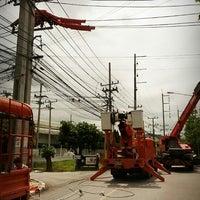 Photo taken at นิคมอุตสาหกรรมภาคเหนือ จ.ลำพูน by กอล์ฟ v. on 6/21/2012