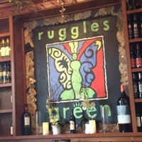Photo taken at Ruggles Green by Gabriel G. on 7/11/2012