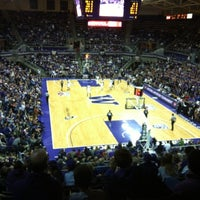 Photo taken at Alaska Airlines Arena by Bob F. on 3/17/2012