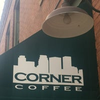 Photo taken at Corner Coffee by Jacob d. on 3/15/2012
