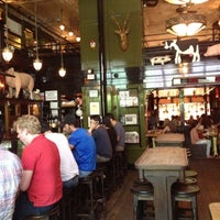 Foto scattata a The Breslin Bar & Dining Room da Dave W. il 7/1/2012