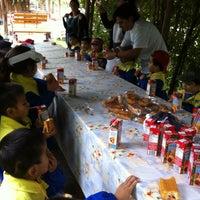 Photo taken at Granja El Rancho by Julia L. on 4/4/2012