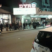 Photo taken at The Byrd Theatre by Wes W. on 3/4/2012