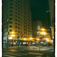 Photo taken at Avenida Ipiranga by Denis D. on 2/9/2012