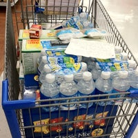 Photo taken at Walmart Supercenter by Frances Knight T. on 4/2/2012