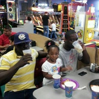 Photo taken at Chuck E. Cheese's by Jermaine S. on 4/29/2012