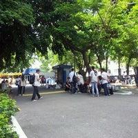 Photo taken at Escola Técnica Estadual Adolpho Bloch - ETEAB by Newton G. on 4/13/2012