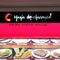 Foto tirada no(a) Mania de Churrasco por Claudia G. em 8/11/2012