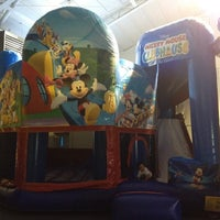 Photo taken at Bounce Fun Center by Jessica V. on 5/14/2012