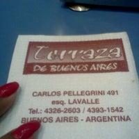 Foto tomada en Terraza de Buenos Aires por Danyta R. el 3/11/2012