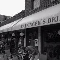 Photo taken at Katzinger's Delicatessen by Global H. on 8/19/2012