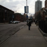 Photo taken at CTA Bus Stop 4993 by Kevin K. on 2/22/2012