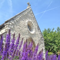 Photo taken at St. Joan of Arc Chapel by Mykl N. on 7/8/2012