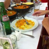 Foto tirada no(a) Restaurante São Pedro por Leandro P. em 2/5/2012
