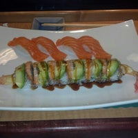 Photo taken at Sushi Cocoro by Erika H. on 8/2/2012