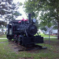 Photo taken at Louisiana Orphan Train Museum by Michael C. on 7/13/2012