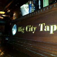 Photo taken at Big City Tap by TerrAnce P. on 2/2/2012