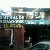 Photo taken at Central de radiadores by Julian V. on 7/17/2012