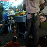 Photo taken at Burgermbira by botak m. on 3/23/2012