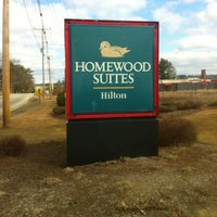 Photo taken at Homewood Suites by Hilton Manchester Airport by Schubiduh P. on 3/10/2012