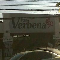Photo taken at Minimarket La Verbena by Alexis A. on 6/18/2012
