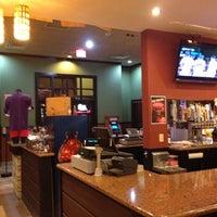 Photo taken at Jake's Stadium Pizza by Preston L. on 8/24/2012