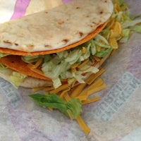 Photo taken at Taco Bell by Josh B. on 3/24/2012