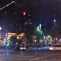Photo taken at La Trobe Street by AorPG R. on 3/9/2012