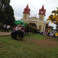 Photo taken at Iglesia Catolica Miramar by Eduardo on 7/21/2012