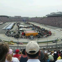 Photo taken at Martinsville Speedway by Jesse J. on 4/1/2012