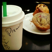 Photo taken at Starbucks by Pam S. on 7/26/2012