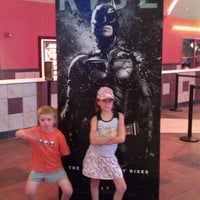 Photo taken at Regal Cinemas Ithaca Mall 14 by Sean K. on 7/22/2012