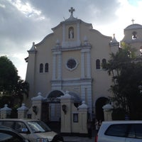 Photo taken at Santuario de San Antonio Parish by Eunice- Florence A. on 4/6/2012