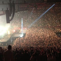 Photo taken at AccorHotels Arena by Cristifrimi on 6/18/2012