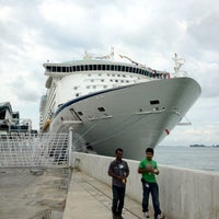 Photo taken at Hougang Street Boat Station by OFF_SCUBA 6. on 5/29/2012