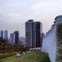 Photo taken at Seoul Namsan Fortress Wall Trail by Won C. on 6/14/2012